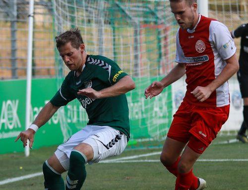 Dienstag, 19 Uhr: VfB empfängt Bordesholm zum Pflichtspiel-Auftakt