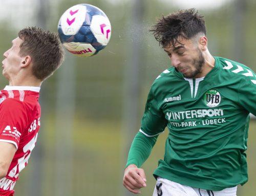 Sonntag, 15 Uhr: U23 muss zum Oberliga-Überraschungsteam