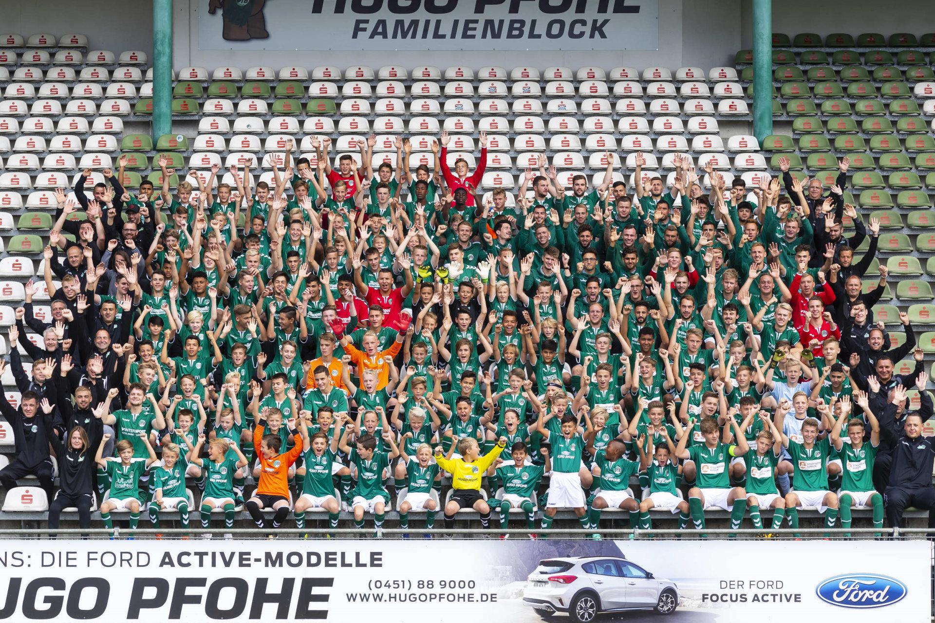 VfB-Familie 2018/2019