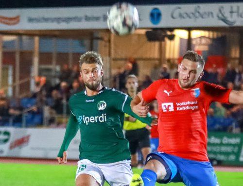Klares Chancenplus nicht in Punkte umgewandelt: VfB unterliegt 1:2 in Drochtersen