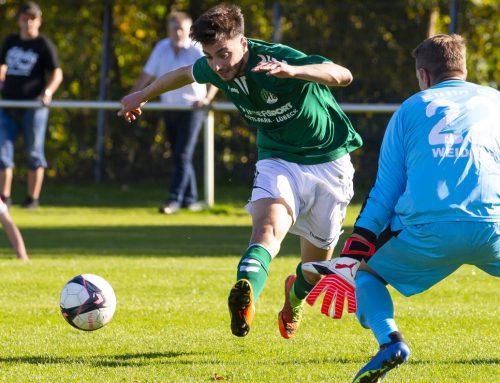 0:4 gegen Eutin – U23 erleidet herben Dämpfer