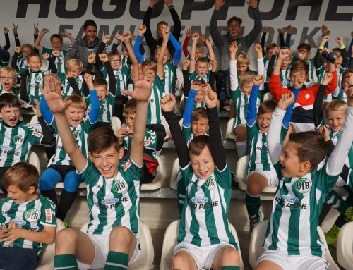 Hugo Pfohe Fußballschule: Termine für 2019 stehen