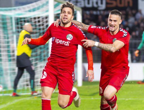 3:1 gegen Werder-Nachwuchs – VfB daheim weiter eine Macht