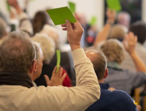 Mitglieder wählen neuen Aufsichtsrat – Vorstand präsentiert ausgeglichenen Etat