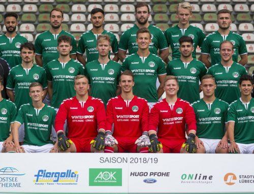 Samstag, 14 Uhr: U23 empfängt Eutin 08