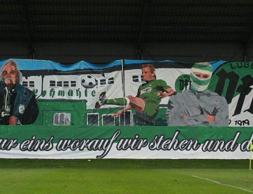 Auf geht´s ins Holstein-Stadion