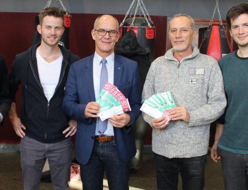 Integration durch Sport: Aus Neu-Lübeckern und Lübeckern werden Freunde