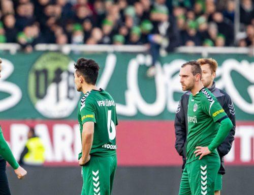 VfB verliert im Derby 1:2