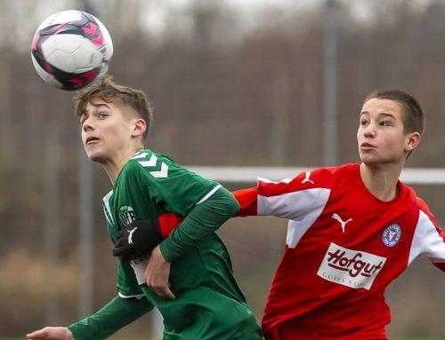 U15 und U17 torlos – U19 mit wichtigem Auswärtssieg