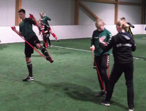 Zweiter Torwart-Abend der Junioren des VfB Lübeck