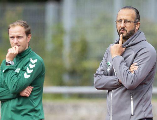 Serkan Rinal hört auf – eine Entscheidung für die Familie – VfB geht mit neuem U23-Trainerteam in die neue Saison