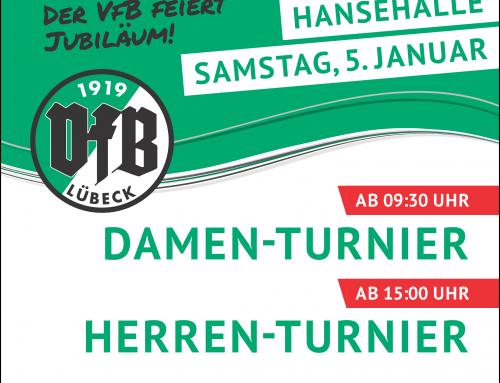 Handball Neujahrsturnier 2019