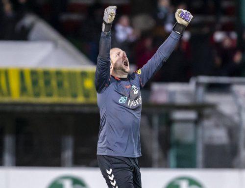Torhüter Jahrgänge 2003 bis 2010 aufgepasst: VfB Lübeck lädt zum Probetraining ein!