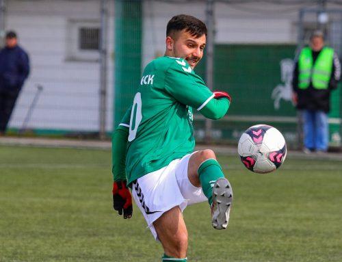 U23 mit Last-Minute-Punkt gegen Eichede
