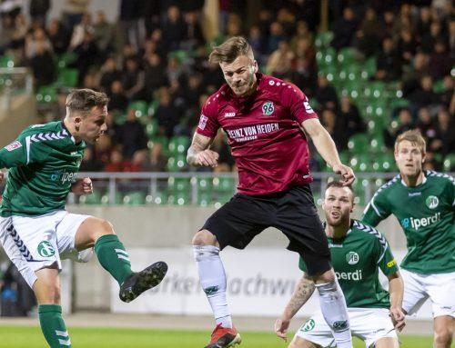 Will sichert VfB späten Punkt in Hannover