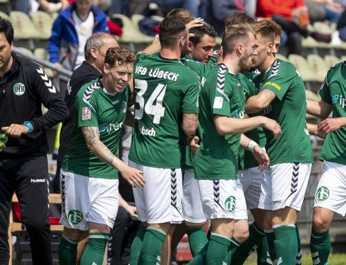 Erfolgreicher Regionalligaabschluss – VfB siegt 5:2 – Richter und Deichmann mit Doppelpack