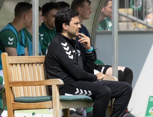 Luis Diogo Campos bleibt im Trainerstab