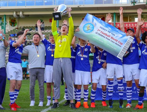 Pfingsten auf der Lohmühle: Kinder- und Jugendhilfe finden Deutschen Meister – Cougars gewinnen Heimspiel