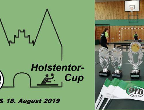 Holstentor-Cup zum Jubiläum