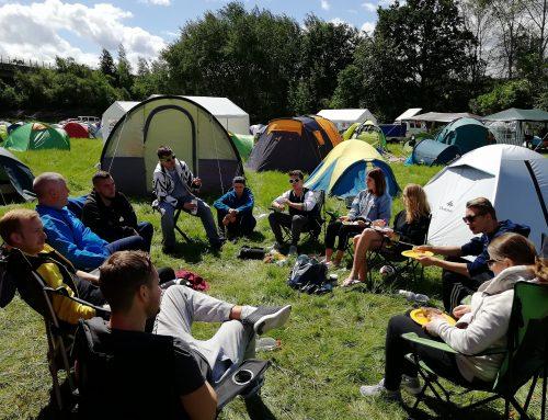 Sommerlicher Saisonabschluss beim Pfingstturnier in Sandershausen