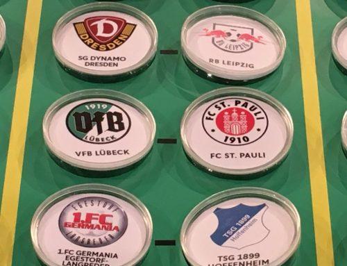 DFB-Pokal-Auslosung am Samstag: Gemeinschaftliches Gucken in der Alten Holze