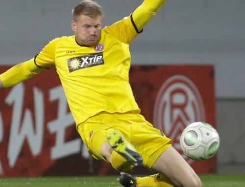 Lukas Raeder wechselt ins VfB-Tor – Kevin Tittel erhält keinen neuen Vertrag