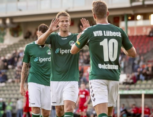 Halbes Dutzend gegen Bordesholm – VfB nimmt erste Pokal-Hürde mühelos