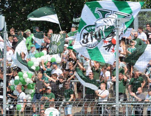 Gemeinsam für den VfB: Am Sonntag Traditionsmarsch vom Holstentor zur Lohmühle