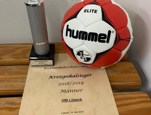1. Herren gewinnen Kreispokal