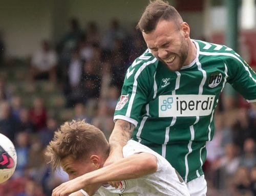 VfB feiert fünften Sieg im fünften Spiel – 3:2 gegen St. Pauli II