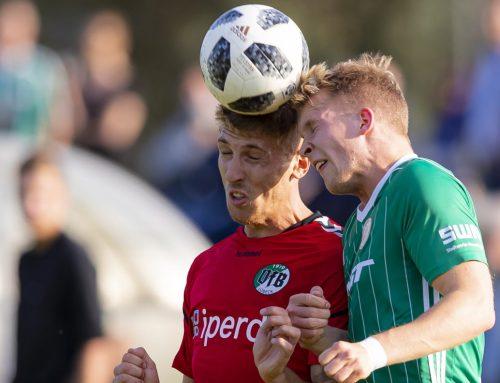Ungefährdetes 4:1 – VfB zieht ins Halbfinale des Landespokals ein