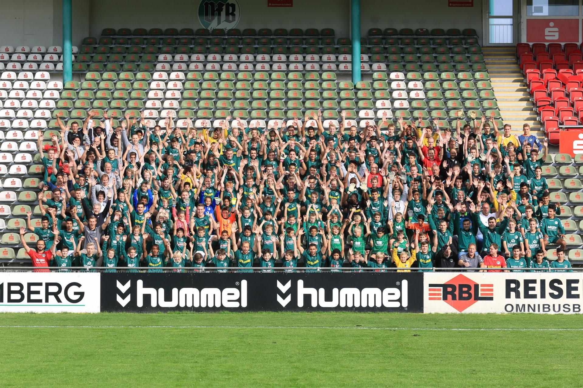 VfB-Familie 2014/2015