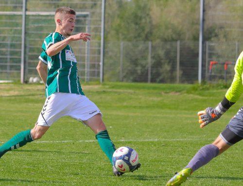 U23 beendet Weiches Serie: 4:1 gegen Spitzenreiter