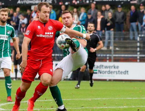 Bann gebrochen: VfB siegt 2:1 in Norderstedt!