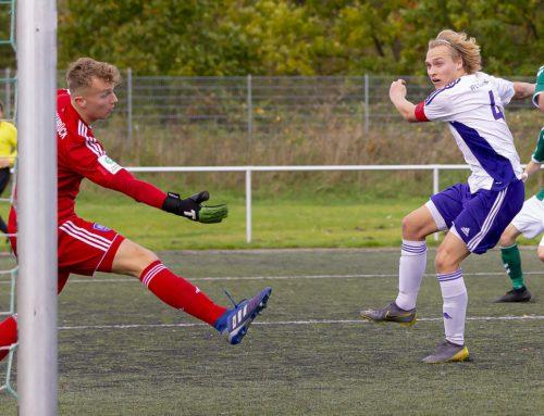 Hansekicker: U17 siegt deutlich – U19 und U15 mit Niederlagen