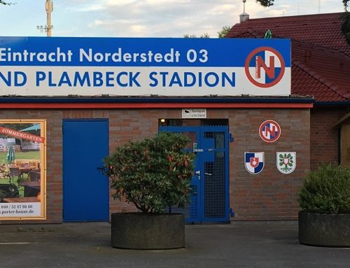Letzte Infos zum Auswärtsspiel Eintracht Norderstedt