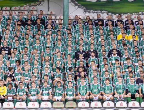 Hansekicker-Vorschau: U19, U17 und U15 starten ins neue Jahr