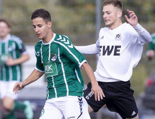 U19 feiert wichtigen Auswärtssieg – U15 verliert in Bremen