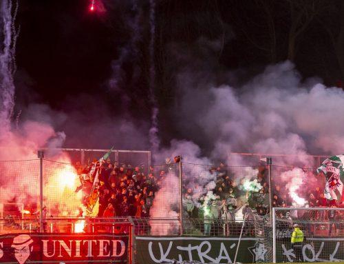 Sportgericht verhängt gegen VfB Lübeck 4.000,00 EURO Geldstrafe und Zuschauerausschluss für Stehplatzblöcke D,E und F auf Bewährung