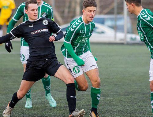 1:2 gegen Calenberg – U19 verabschiedet sich mit Niederlage aus Jubiläumsjahr