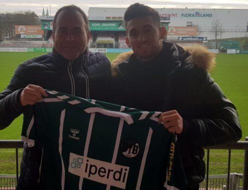 Bis Saisonende vom FC Hansa: VfB leiht Elsamed Ramaj aus