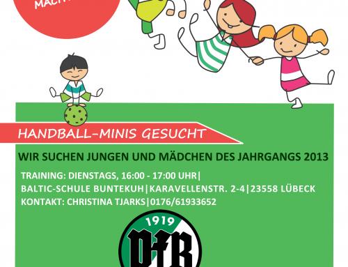 Kinder für MiniMix gesucht