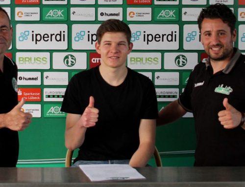 Vjekoslav Taritas verstärkt U23