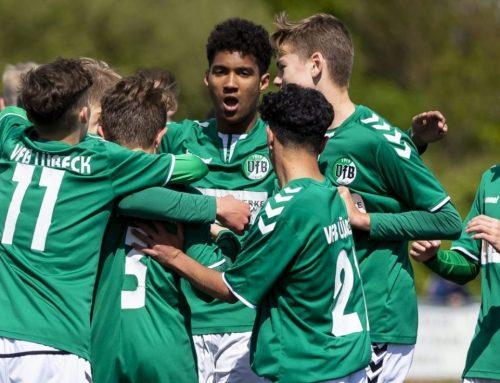 Amateur- und Jugendsport wieder möglich: VfB begrüßt Entscheidung der Politik