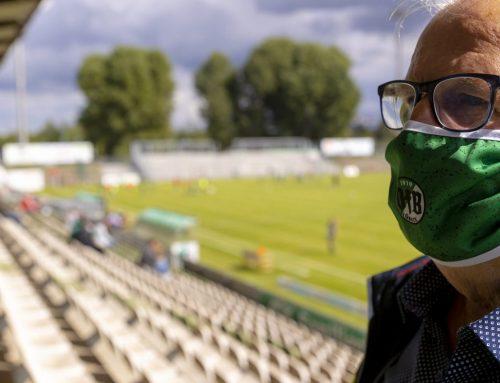 Corona-Spielregeln: Das gilt morgen im Stadion