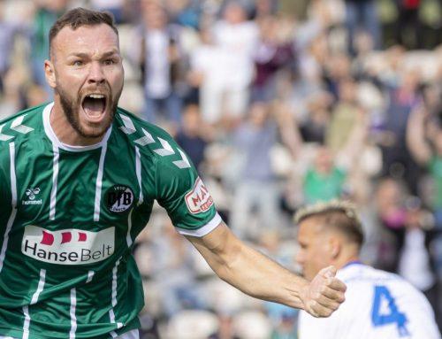Hobsch erzielt erstes Drittliga-Tor des VfB – am Ende 1:1 gegen Saarbrücken
